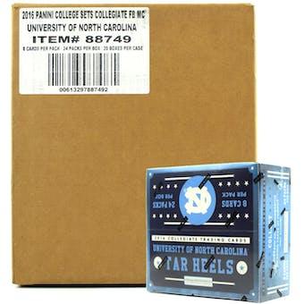 2016 Panini North Carolina Tarheels Multi-Sport 24-Pack 20-Box Case