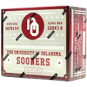 2016 Panini Oklahoma Collegiate Multi-Sport 24-Pack Box