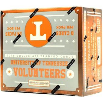 2016 Panini Tennessee Volunteers Multi-Sport 24-Pack Box