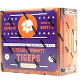 2016 Panini Clemson Collegiate Multi-Sport 24-Pack Box