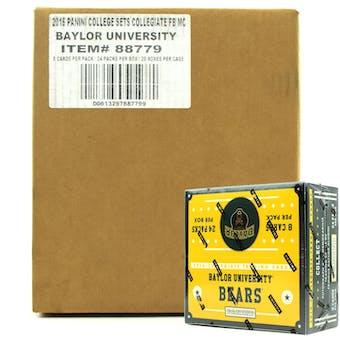 2016 Panini Baylor Bears Multi-Sport 24-Pack 20-Box Case