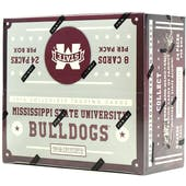 2016 Panini Mississippi State Collegiate Multi-Sport 24-Pack Box