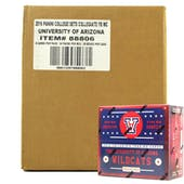 2016 Panini Arizona Wildcats Multi-Sport 24-Pack 20-Box Case