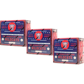 2016 Panini Arizona Collegiate Multi-Sport 24-Pack Box (Lot of 3)