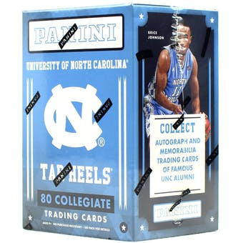 2016 Panini North Carolina Tarheels Multi-Sport Blaster Box
