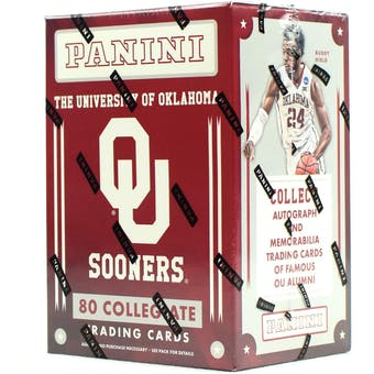 2016 Panini Oklahoma Sooners Multi-Sport Blaster Box