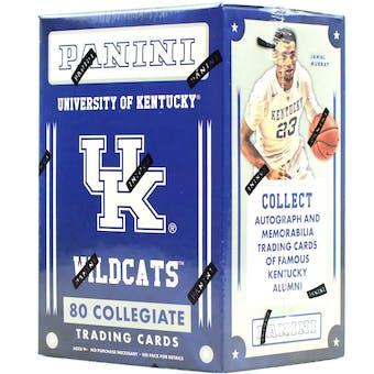 2016 Panini Kentucky Wildcats Multi-Sport Blaster Box