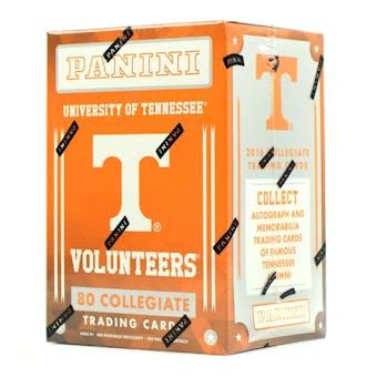 2016 Panini Tennessee Volunteers Multi-Sport Blaster Box