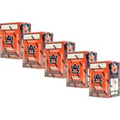 2016 Panini Auburn Tigers Multi-Sport Blaster Box (Lot of 5)