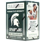 2016 Panini Michigan State Collegiate Multi-Sport Blaster Box