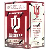 2016 Panini Indiana Collegiate Multi-Sport Blaster Box