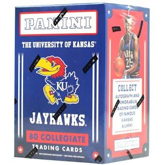 2016 Panini Kansas Jayhawks Multi-Sport Blaster Box