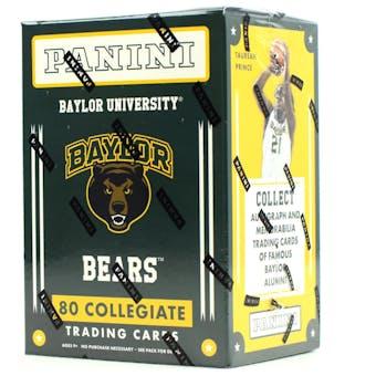 2016 Panini Baylor Collegiate Multi-Sport Blaster Box