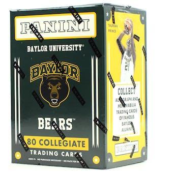 2016 Panini Baylor Bears Multi-Sport Blaster Box