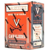 2016 Panini Virginia Collegiate Multi-Sport Blaster Box