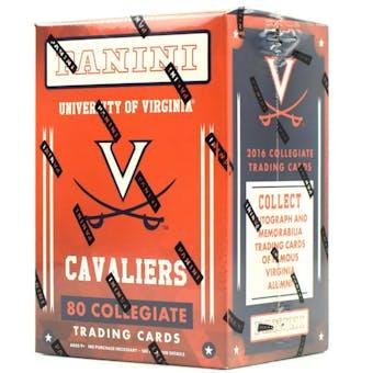 2016 Panini Virginia Cavaliers Multi-Sport Blaster Box
