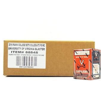 2016 Panini Virginia Cavaliers Multi-Sport Blaster 20-Box Case