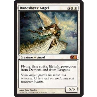 Magic the Gathering 2011 Single Baneslayer Angel - NEAR MINT (NM)