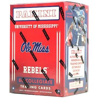 2016 Panini Mississippi Rebels Multi-Sport Blaster Box