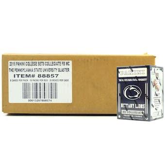 2016 Panini Penn State Nittany Lions Multi-Sport Blaster 20-Box Case