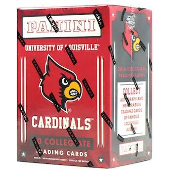 2016 Panini Louisville Cardinals Multi-Sport Blaster Box