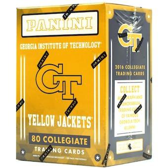 2016 Panini Georgia Tech Yellow Jackets Multi-Sport Blaster Box