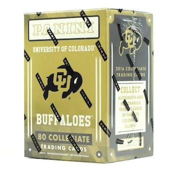 2016 Panini Colorado Collegiate Multi-Sport Blaster Box