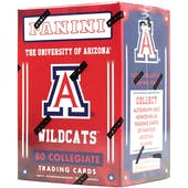 2015 Panini Arizona Collegiate Multi-Sport Blaster Box