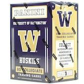 2016 Panini Washington Collegiate Multi-Sport Blaster Box