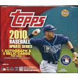 2010 Topps Update Baseball Jumbo Box