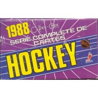 1987/88 O-Pee-Chee Hockey Factory Set