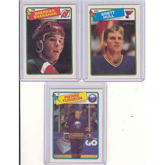 1988/89 O-Pee-Chee Hockey Complete Set (NM-MT)