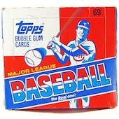 1988 Topps Baseball Cello Box
