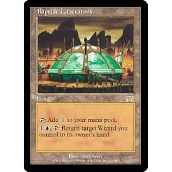 Magic the Gathering Onslaught Single Riptide Laboratory Foil Near Mint (NM)
