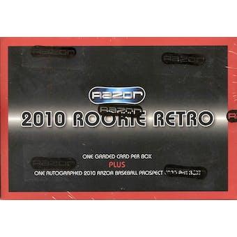 2010 Razor Rookie Retro Hobby Box