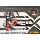 2010 Panini Epix Football Hobby Box