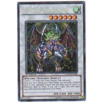 Yu-Gi-Oh Duelist Revolution Single Psychic Nightmare Secret Rare DREV-EN085
