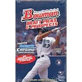 2010 Bowman Draft Picks & Prospects Baseball Hobby Box