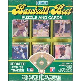 1989 Donruss Baseball's Best Baseball Factory Set