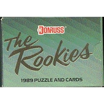 1989 Donruss Rookies Baseball Factory Set