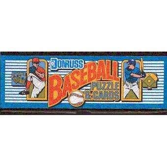 1989 Donruss Baseball Factory Set