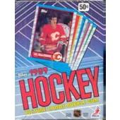 1989/90 Topps Hockey Wax Box (Reed Buy)