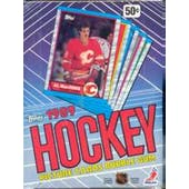 1989/90 Topps Hockey Wax Box (Reed Buy)