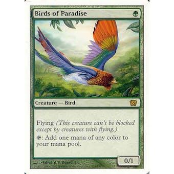 Magic the Gathering 8th Edition Single Birds of Paradise - NEAR MINT (NM)