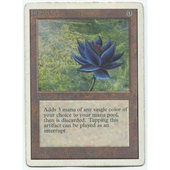 Magic the Gathering Unlimited Single Black Lotus - HEAVY PLAY (HP)