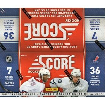 2010/11 Score Hockey 36-Pack Box