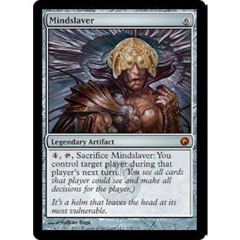 Magic the Gathering Scars of Mirrodin Single Mindslaver Foil