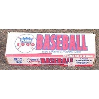 1990 Fleer Baseball Factory Set (White)
