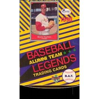 1990 Pacific Alumni Team Legends Baseball Wax Box