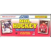 1990/91 Score Canadian Hockey Factory Set (Reed Buy)
